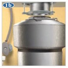 install garbage disposal