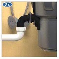 install garbage disposal plumbing