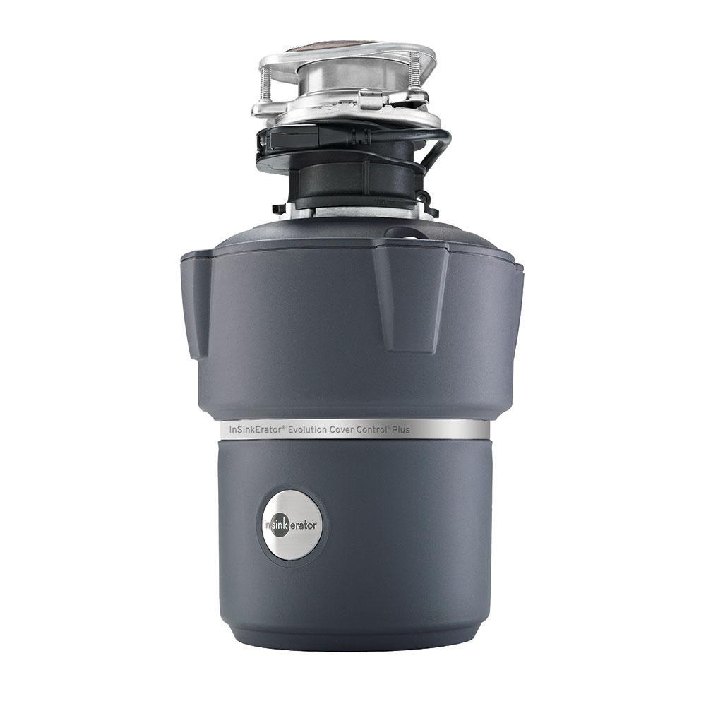 Evolution Cover Control Plus Garbage Disposal Insinkerator
