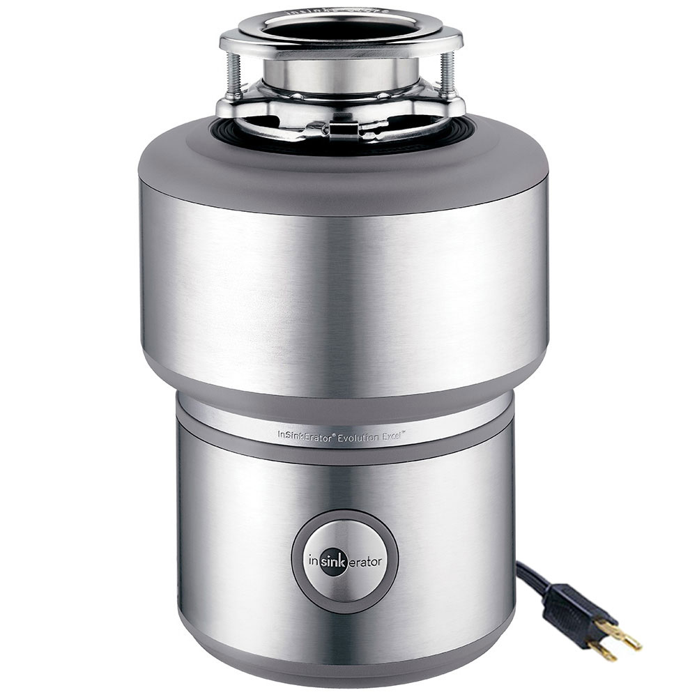 Evolution Excel Garbage Disposal-With Cord